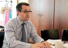 «Nous sommes passés d'un prêt toxique, à un prêt à taux variable», assure Christophe Choserot, le maire de Maxéville au sujet de l'emprunt à risque contracté par l'ancienne équipe municipale en octobre 2007.