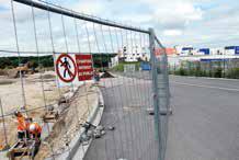 Les chantiers vont bon train du côté des Rives de Sainte-Valdrée à Laneuvevilledevant- Nancy.